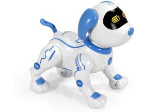 Contixo R3 Robot Dog, Walking Pet Robot Toy, App Controlled Robots for Kids, Remote Control, Interactive Dance, Voice Commands, Bluetooth, Motion Sensor, RC Toy Dog for Boys and Girls