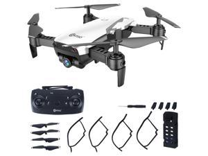 Contixo Drone with Camera 1080P HD RC Quadcopter 6 Axis Gyro, Optical Flow, Follow Me Mode, WiFi, Altitude Hold, Gesture Control, Headless Mode 2.4 Ghz kids & adults, Batteries Included F16
