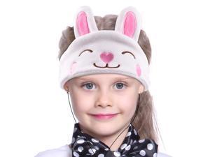 Contixo H1 Kids Soft Warm & Cozy Fleece Headphones Earphones Earbuds