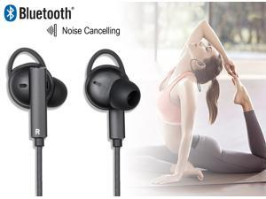 Contixo B3 Active Noice Canceling Bluetooth 4.2 Earbuds With Sports Neckband