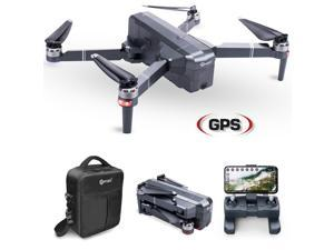 Contixo F24 Brushless Foldable Quadcopter Drone | Selfie, Gesture, Gimbal 5GHz 1080P WiFi Camera, GPS, Auto Hover, Follow Me, Waypoint 30 Minutes Flying Time Includes Storage Case