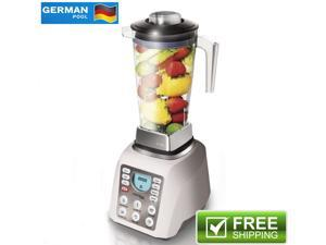 German Pool: Professional High-speed Spiral Vegetable Blender, Electric Chopper, Mixer,  Food processor