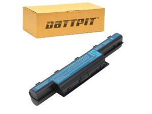 BattPit: Laptop / Notebook Battery Replacement for Acer Aspire 5552-5898 (6600mAh / 71Wh) 10.8 Volt Li-ion Laptop Battery