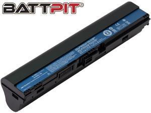 BattPit: Aspire One 725-0494 battery for Acer AK.004BT.098, AL12B31, AL12B72, KT.00407.002