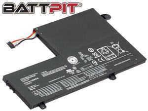BattPit: Laptop Battery Replacement for Lenovo IdeaPad Flex 3-1480 80R30009US, IdeaPad Flex 3 14, Yoga 500, L14L3P21, L14M3P21