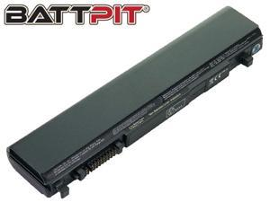 BattPit: Laptop Battery Replacement for Toshiba Portege R835-P83, PA3831U-1BRS, PA3833U-1BRS, PA3930U-1BRS, PABAS235, PABAS249, PABAS265