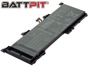 BattPit: Laptop Battery Replacement for Asus ROG GL502VS-DB71, 0B200-01940100, C41N1531 (15.2V 4120mAh 62Wh)