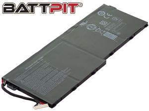 BattPit: Laptop Battery Replacement for Acer Aspire Nitro V17 VN7-793G, Aspire V15 Nitro BE, Aspire VN7-793G, AC16A8N (15.2V 4465mAh 67Wh)
