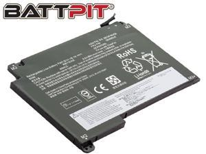 BattPit: Laptop Battery Replacement for Lenovo ThinkPad Yoga 460 20FY0002US, 00HW020, 00HW021, SB10F46458, SB10F46459 (11.4V 4540mAh 53Wh)