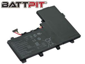 BattPit: Laptop Battery Replacement for Asus 0B200-02010200, C41N1533, ZenBook Flip Q524U, ZenBook Flip UX560UQ (15V 3450mAh 52Wh)