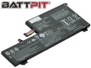 BattPit: Laptop Battery Replacement for Lenovo Yoga 720-15IKB, 5B10M53743, 5B10M53745, L16C6PC1, L16M6PC1 (11.52V 6080mAh 70Wh)