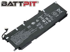 BattPit: Laptop Battery Replacement for HP Envy 13-AD173CL, 921409-2C1, 921439-855, AD03XL, HSTNN-DB8D, TPN-I128 (11.55V 4300mAh 51.4Wh)
