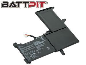 BattPit: Laptop Battery Replacement for Asus VivoBook S15 S510UA-DS51, 0B200-02590200, B31N1637 (11.49V 3653mAh 42Wh)