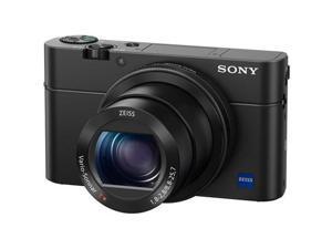 Sony Cyber-shot DSC-RX100 IV Digital Camera, Black #DSCRX100M4/B