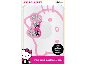 Hello Kitty Portfolio Case for iPad Mini - White