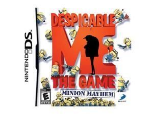 Despicable Me: The Game Minion Mayhem for Nintendo DS