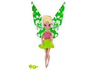 Disney Fairies 4.5 inch Tink Doll - Hibiscus Wings