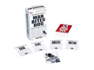 Man Bites Dog Card Game, Card Games by University Games