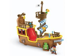 Fisher-Price Jake and the Never Land Pirates - Musical Pirate Ship Bucky