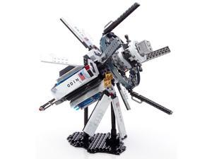 Mega Bloks Call of Duty ODIN Space Station Strike Building Set 06863 - 695 Piece