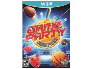 Warner Bros. 1000346381 Game party champions wii u