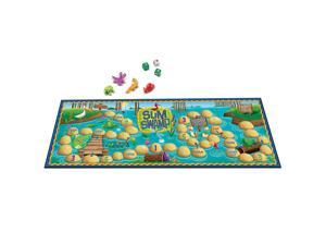 Learning Resources Sum Swamp Addition & Subtraction Game Ages 4and Up LER5052