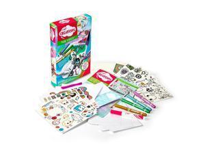 Crayola Creations Magic Transfer Stationery Kit