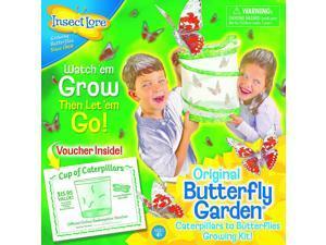 Live Butterfly Garden Kit-