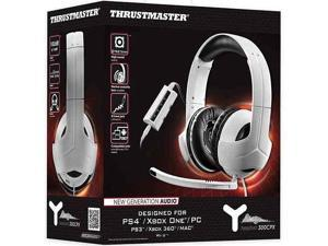 Thrustmaster Y-300CPX Gaming Headset - PS4/Xbox one