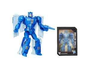 "Transformers Generations Titans Return Titan Master 5.5""A - Fracas & Scourge"