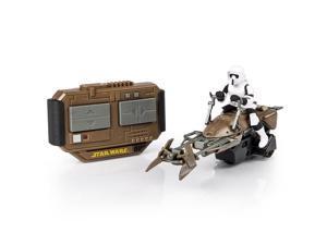 Air Hogs Star Wars Remote Control Bike - Speeder Bike