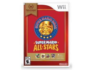 Nintendo Selects - Super Mario All-Stars for Nintendo Wii