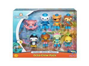 Fisher-Price Octonauts Octo-Crew Pack