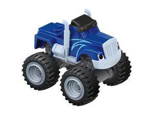 Fisher-Price Nickelodeon Blaze & the Monster Machines Crusher Diecast Truck