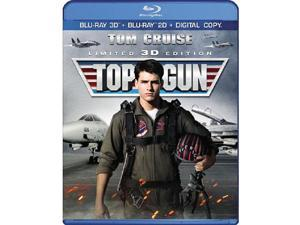 Top Gun Limited 3D Edition Blu-Ray Combo Pack