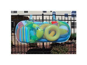 Water Tech Pool Blaster Swimming Pool Raft Float Inflatables Toy Pouch Holder