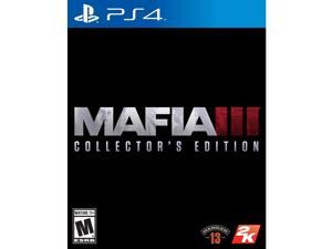 Mafia III Collector's Edition for Sony PS4