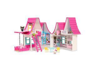 Hello Kitty Doll House Playset
