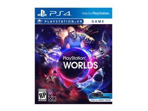 PlayStation VR Worlds for Sony PS4 and PS VR