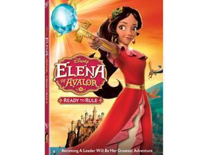BUENA VISTA HOME VIDEO ELENA OF AVALOR-READY TO RULE (DVD/INPACK PROJECTION SCEPTOR) D138130D
