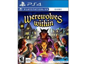 Werewolves Within VR for Sony PS4