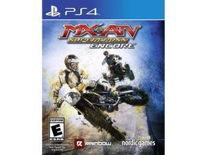 MX vs ATV Supercross Encore for Sony PS4