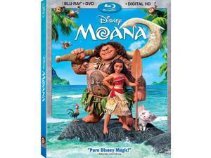 BUENA VISTA HOME VIDEO MOANA (BLU-RAY/DVD/DIGITAL HD/2 DISC) BR143275