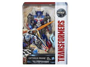 Transformers: The Last Knight Premier Edition Voyager Class - Optimus Prime