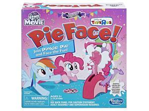My Little Pony The Movie Pinkie Pie Edition Pie Face! Game