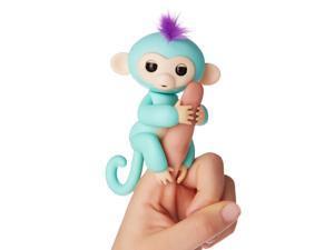 WowWee Fingerlings Interactive Baby Monkey Toy Zoe