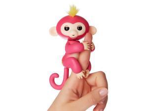 WowWee Fingerlings Interactive Baby Monkey Toy Bella