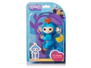 WowWee Fingerlings Interactive Baby Monkey Toy Boris