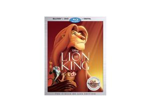 Disney: The Lion King Signature Collection Blu-Ray Combo Pack