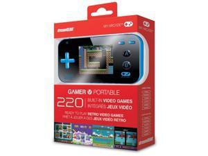 My Arcade Portable 220 Games Blue/Black